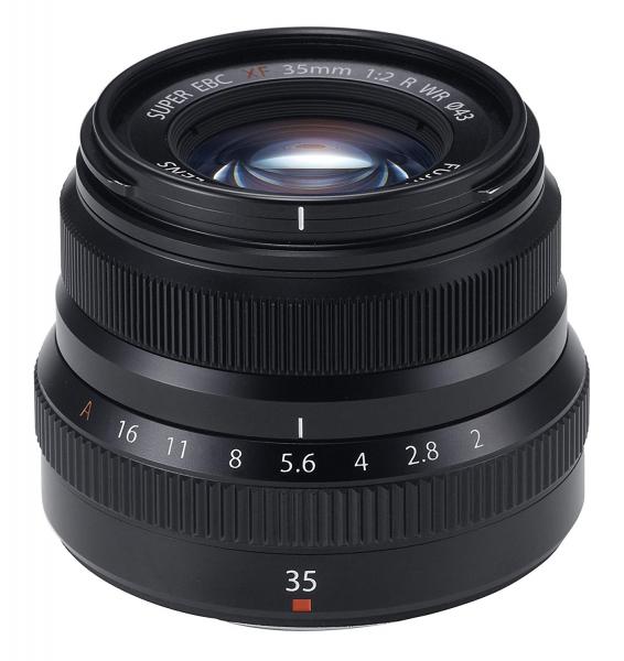 Pachet Fujifilm Aparat Foto Mirrorless Black X-T30 + 35mm f2 + Manfrotto Rucsac Essential 1