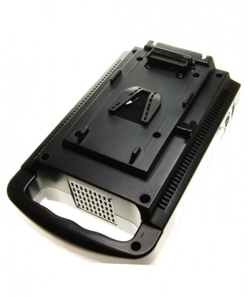 Pachet Tolifo GK-J-100WAB LED Bicolor 3200-5600K Ultra-Thin + Digital Power BP-190WS acumulator V-mount pentru Sony 2