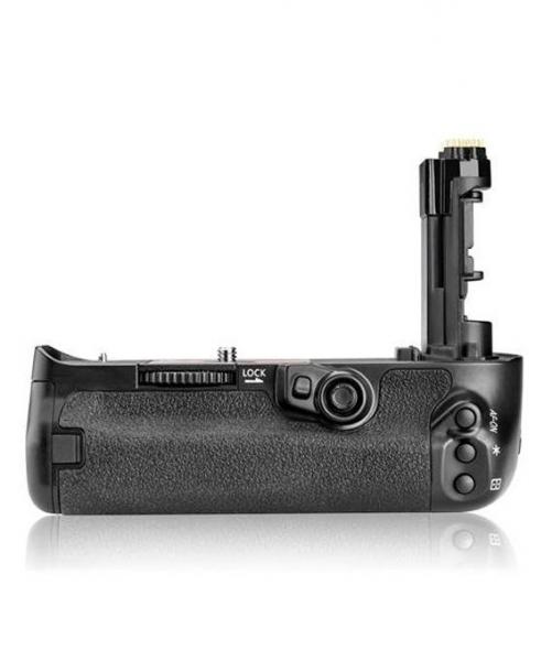 Pachet Digital Power grip pentru Canon 5D Mark IV + Digital Power LP-E6N acumulator 1865mAh pentru Canon 5D, 6D, 7D, 60D, 70D + Digital Power LP-E6N acumulator 1865mAh pentru Canon 5D, 6D, 7D, 60D, 70