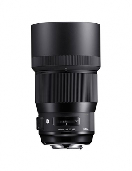 Pachet Sigma 135mm f/1.8 DG HSM Art Canon + Manfrotto Rucsac Hover-25 0