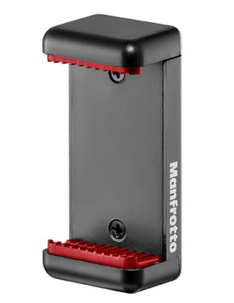 Pachet Manfrotto Kit trepied Compact Light Red+Manfrotto suport smartphone 1
