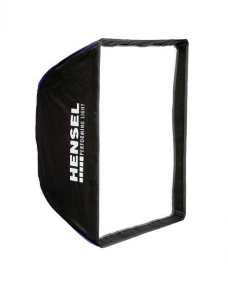 Pachet Hensel Kit de blitz-uri 2xCERTO 400+Hensel Softbox 60x80cm 1