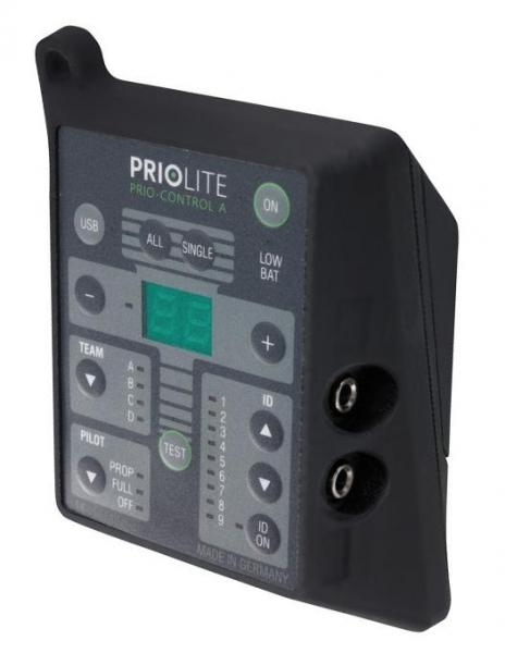 Pachet Priolite 500 MBX500 HotSync blitz portabil + Priolite declansator blitz dedicat Canon 1