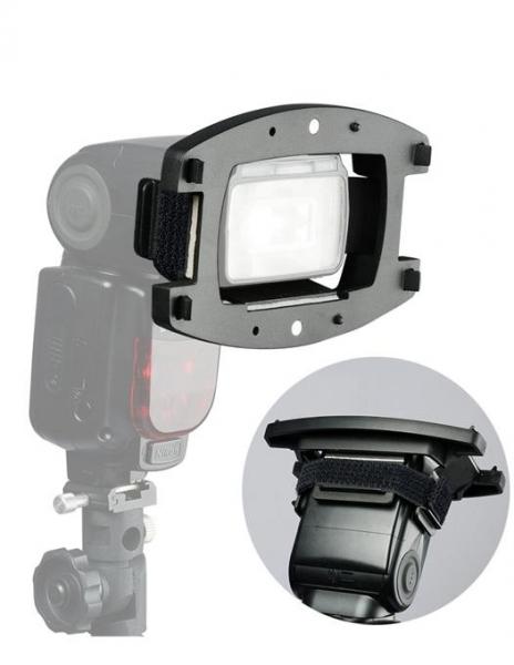 Pachet Lastolite Rama magnetica pentru Strobo + Lastolite Suport magnetic filtre gel + Lastolite Set filtre gel 1