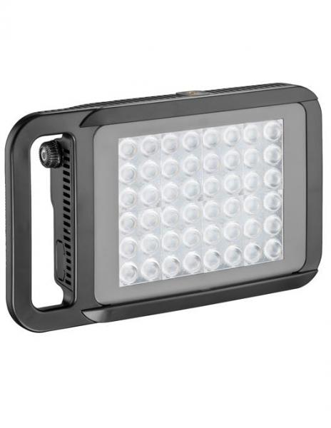 Pachet Manfrotto Lykos panou LED 48 + Manfrotto Softbox pentru LED Lykos