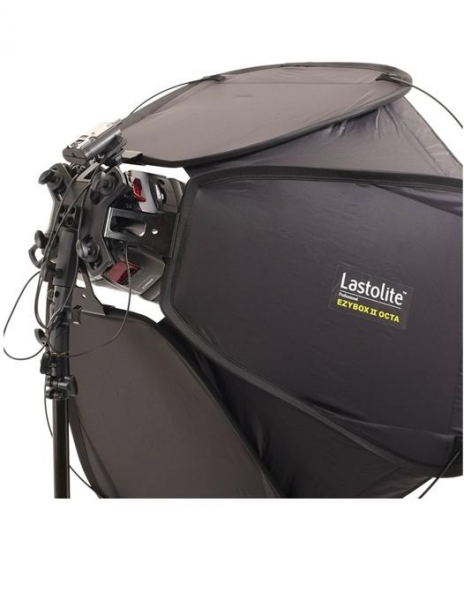 Pachet Lastolite Ezybox II Octa Quad Kit Medium 80cm + Lastolite LS1159 Stativ pneumatic