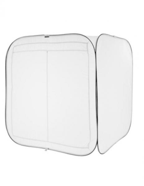 Pachet Lastolite RayD8 5600K Kit portret + Lastolite Cubelite 90cm cu baza detasabila 1