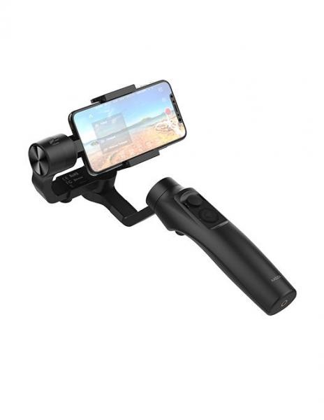 Pachet Gudsen Moza Mini-Mi Gimbal pentru Smartphone + Manfrotto Brio 10 Sling foto