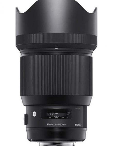 Pachet Sigma 85mm F1.4 DG HSM Art Nikon + Manfrotto rucsac  Hover-25 0