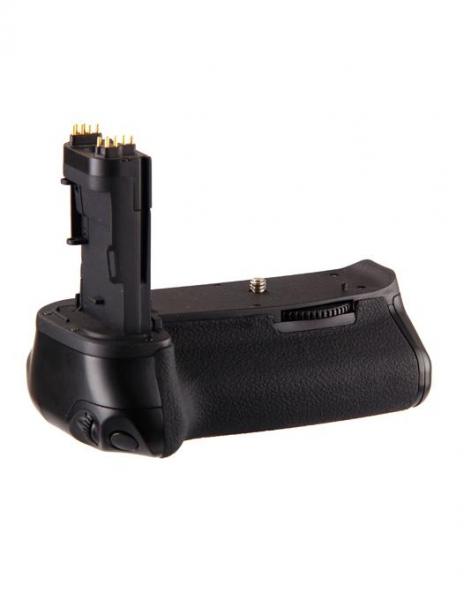 Pachet Digital Power grip pentru Canon 6D + Digital Power LP-E6 acumulator 1865mAh pentru Canon 5D, 6D, 7D, 60D, 70D + Digital Power LP-E6 acumulator 1865mAh pentru Canon 5D, 6D, 7D, 60D, 70D