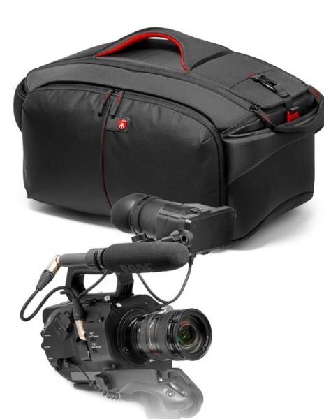 Pachet JVC GY-HM660E Camera Video HD ENG + Manfrotto MVKN8C Nitrotech 8 kit trepied video carbon + Manfrotto CC 195N geanta video pentru SONY PXW-FS7 sau ENG + Kata VA 801-10 Husa de ploaie camere vid 2