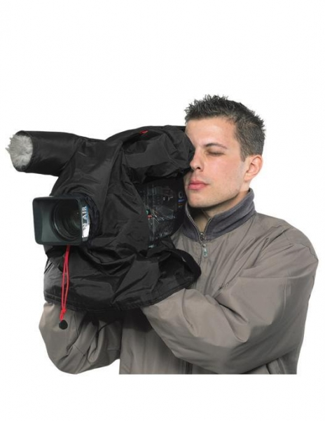 Pachet JVC GY-HM660E Camera Video HD ENG + Manfrotto MVKN8C Nitrotech 8 kit trepied video carbon + Manfrotto CC 195N geanta video pentru SONY PXW-FS7 sau ENG + Kata VA 801-10 Husa de ploaie camere vid 4