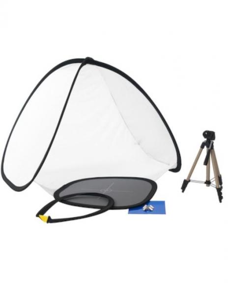 Pachet Lastolite RayD8 5600K Kit portret + Lastolite e-Photomaker Kit Large