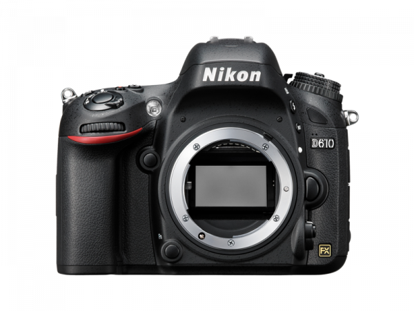 Pachet Nikon D610 Aparat Foto DSLR 24.3MP CMOS Body + Manfrotto Kit Trepied 290 XTRA, cu cap bila si husa