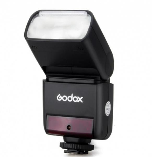 Pachet Godox Mini TT350C - Blit TTL pentru Canon + Lastolite Strobo Kit Magnetic P 0