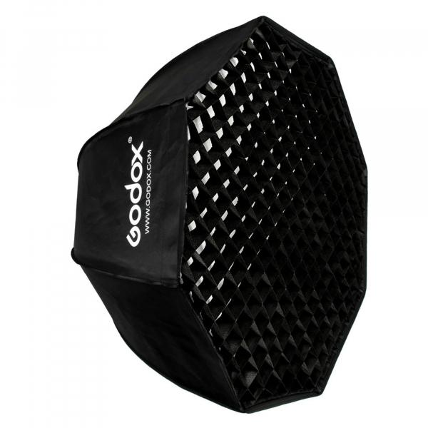 Godox Pro Witstro All-In-One Outdoor Blitz Studio Portabil 400Ws TTL + Godox Octobox 120cm dedicat Bowens 1