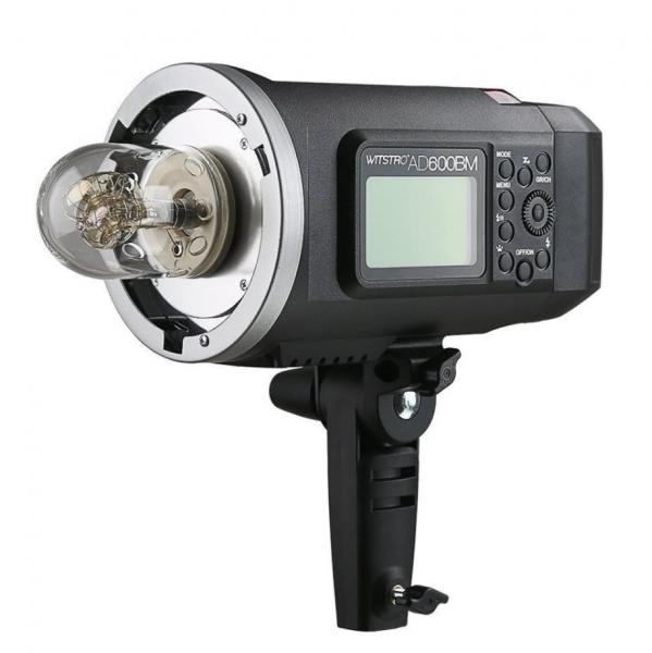Pachet Godox blitz portabil 600WS WISTRO Manual Outdoor+Sotbox octogonal 140cm 0