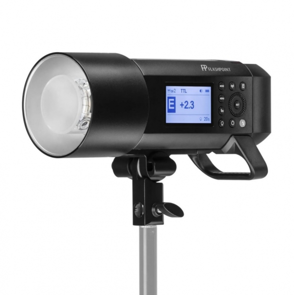 Godox Pro Witstro All-In-One Outdoor Blit Studio Portabil 400Ws TTL+Godox Octobox 140cm Montura Bowens 0