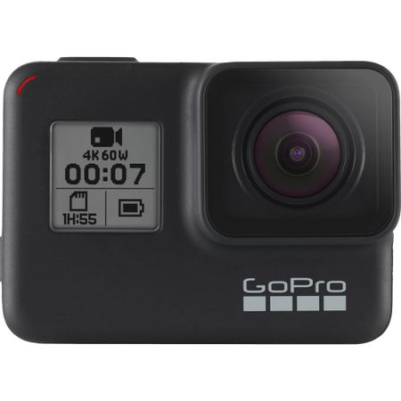 GoPro Camera de Actiune 4K Hero 7 + Rucsac Manfrotto Essential