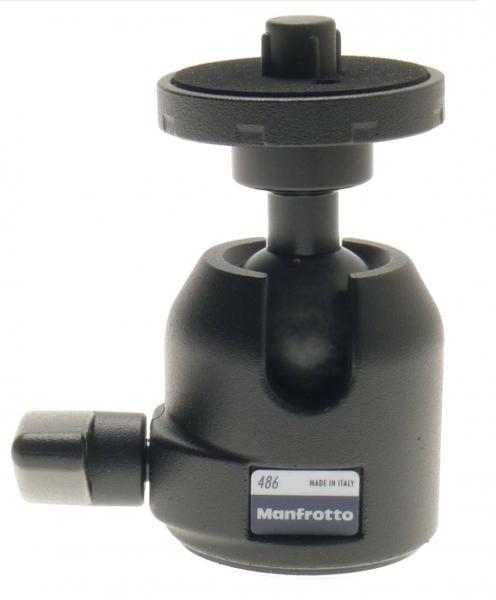 Pachet Manfrotto Rucsac Prolight RedBee 210 + Trepied 290XTA + Cap bila 486 2