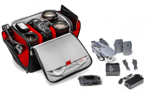 Pachet Nikon D7200 Body + Manfrotto Geanta A7