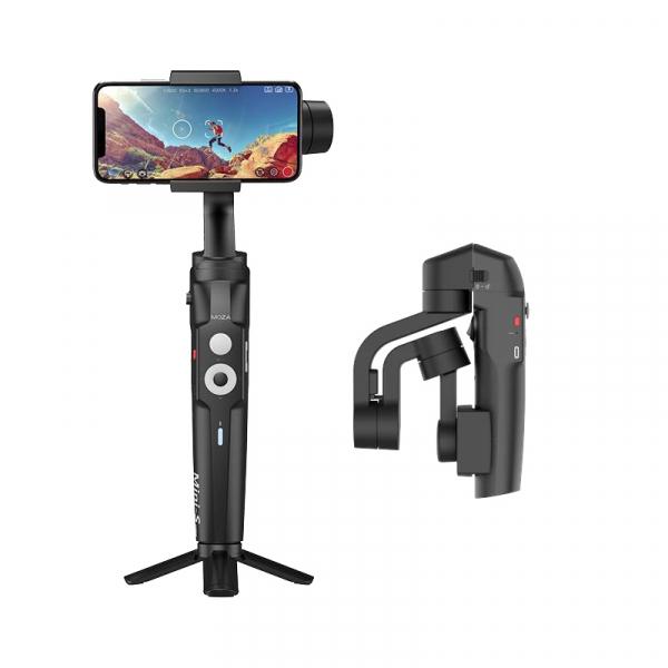 Moza Mini-S gimbal pliabil pentru Smartphone+SmartCine Kit Vlog 1