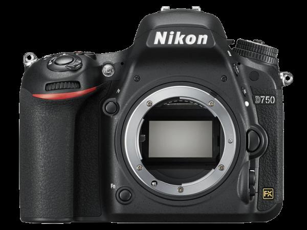 Pachet Nikon D750 Body + Manfrotto Kit Trepied 290LTA
