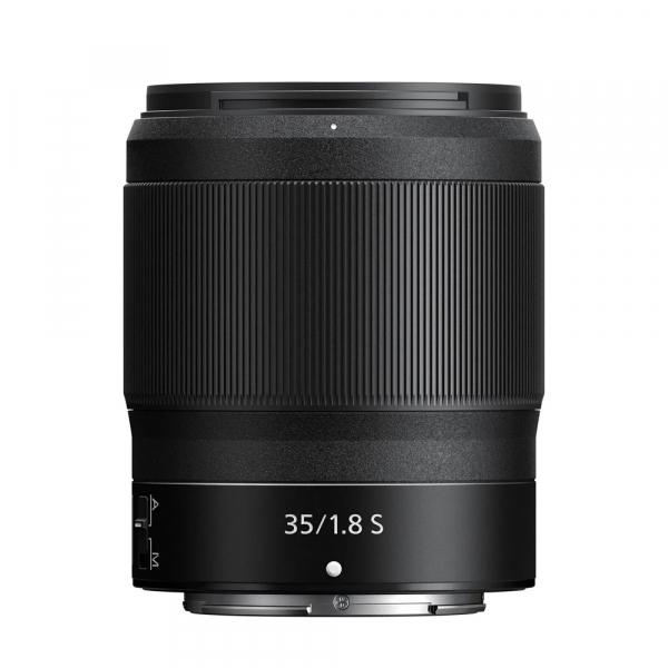 Nikon Z 35mm f/1.8 S Obiectiv Mirrorless + Manfrotto rucsac RedBee 110