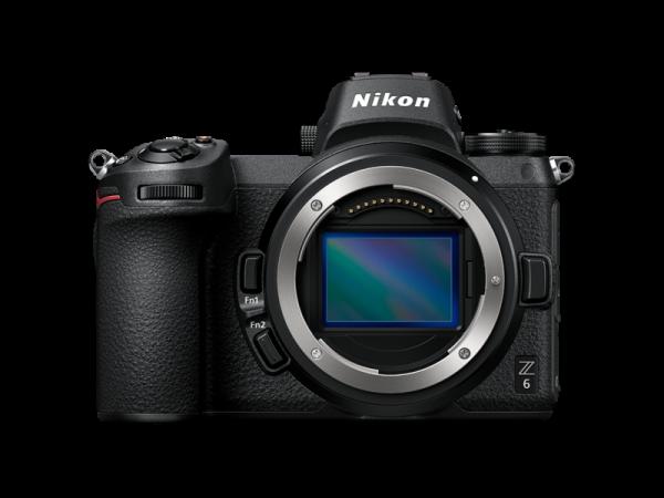 Pachet Nikon Z6 Mirrorless 24.5MP body+Sony Card memorie XQD 64GB+Manfrotto Rucsac Hover-25 0