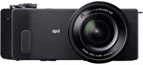 Pachet Sigma DP0 Quattro 14mm f/2.8 aparat foto compact + Manfrotto Kit Trepied 290 XTRA, cu cap bila si husa + Manfrotto Amica 50BB geanta foto 0