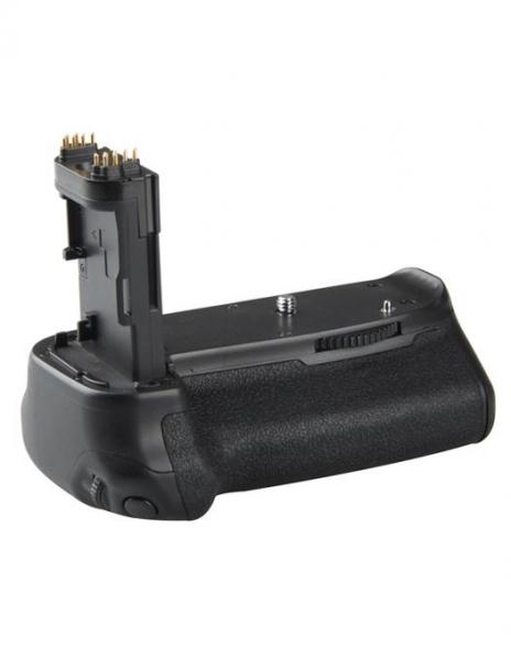 Pachet Digital Power grip pentru Canon 70D + Digital Power LP-E6 acumulator 1865mAh pentru Canon 5D, 6D, 7D, 60D, 70D + Digital Power LP-E6 acumulator 1865mAh pentru Canon 5D, 6D, 7D, 60D, 70D + Digit