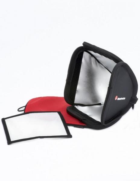 Pachet Sigma blitz EF-610 DG Super Nikon TTL + Manfrotto MLS22BOX Softbox 22x22cm