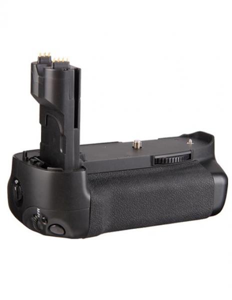 Pachet Digital Power grip pentru Canon 7D MarkII + Digital Power LP-E6 acumulator 1865mAh pentru Canon 5D, 6D, 7D, 60D, 70D