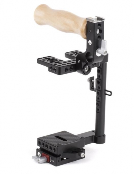 Sony A7III camera foto mirorless full frame 4K + Manfrotto Camera Cage M