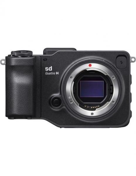 Pachet Sigma SD Quattro H + Sigma 18-35mm F1.8 DC HSM Art Sigma