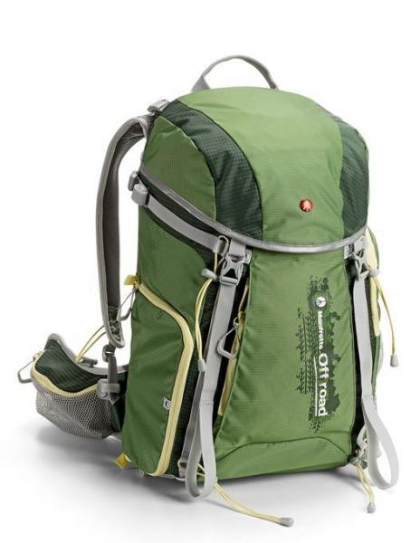 Pachet Manfrotto Off Road Hiker 30L rucsac verde + Nilox Mini F Wi-Fi Full HD Camera actiune