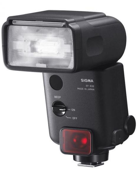 Pachet Sigma blitz EF-630 TTL pentru Nikon + Manfrotto MLS22BOX Softbox 22x22cm