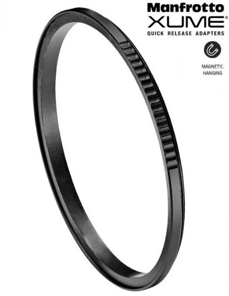 Pachet Manfrotto Xume adaptor magnetic obiectiv 52mm + Manfrotto Xume suport filtru 52mm + Manfrotto Xume suport filtru 52mm