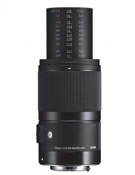 Pachet SIGMA 70mm F2.8 DG MACRO ART Canon + Manfrotto MB MA-BP-GPL Rucsac DSLR si DJI Mavic Pro