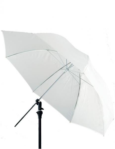 Pachet Manfrotto Mini Stand 5001B + Lastolite Joe McNally Triflash suport pentru 3 blitz-uri + Lastolite Trifold umbrela translucenta 90cm