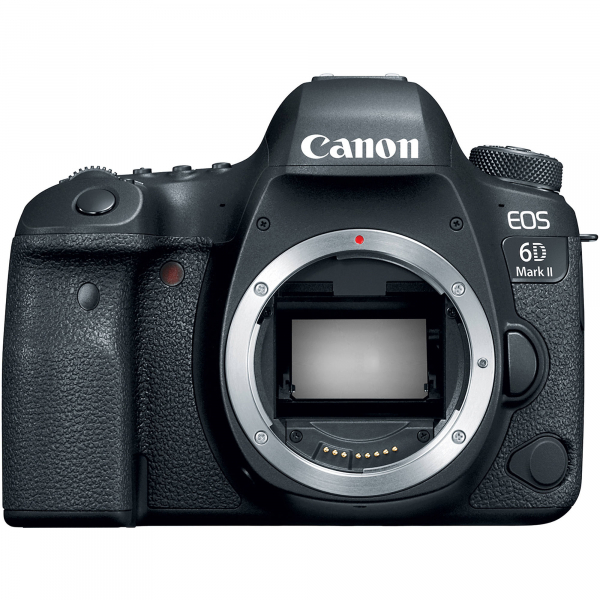 Pachet Canon EOS 6D Mark II Aparat Foto DSLR 26.2MP CMOS Body +  Digital Power Grip cu telecomanda