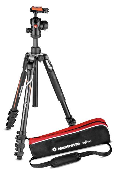 Pachet Sigma 85mm F1.4 DG HSM Art Sony E + Manfrotto Befree Advanced Lever Alpha Sony